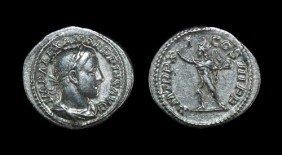 Roman Severus Alexander - Sol - Denarius