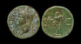 Ancient Roman Imperial Coins - Agrippa (under Caligula)