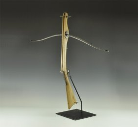 Post Medieval Hunting Crossbow