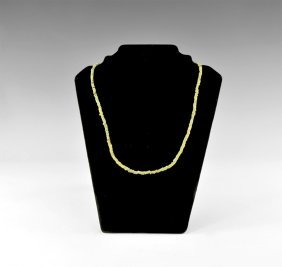 Egyptian Style Bead String