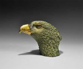 Chinese Eagle Head