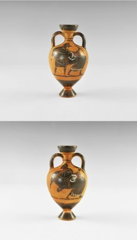 Greek Style Miniature Amphora