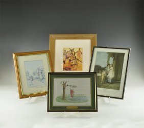 Works Of Art Print Group