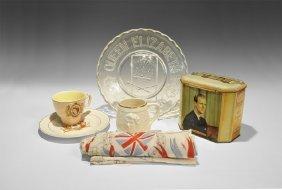 Vintage Coronation Commemorative Group