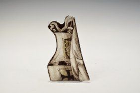 Post Medieval Stained Glass Heraldic Window Fragment