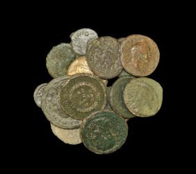Ancient Roman Imperial Coins - Roman And Greek Bronzes