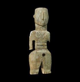 Egyptian Coptic Bone Doll