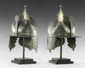Islamic Decorated Helmet