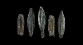 Ancient Greek Coins - Black Sea Region - Arrow-money