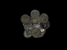 Ancient Roman Imperial Coins - Family Of Constantine I