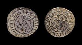 World Coins - Cilician Armenia - Levon I - Tram