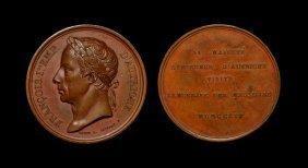 World Commemorative Medals - France - 1814 - Franz I Of