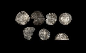 English Medieval Coins - Henry Iii To Elizabeth I -