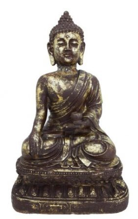 Large Seated Buddha
