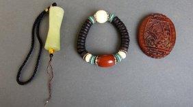 Three Assorted Chinese Items