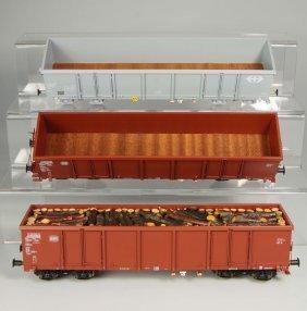 MBT/ EUROTRAIN 3 G�terwagen