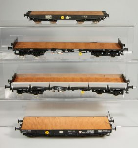 EUROTRAIN 4 Wagen