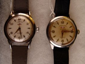 Pair Of Wristwatches,