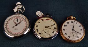 Set Of Pocket Watches,