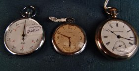 Set Of 3 Watches,