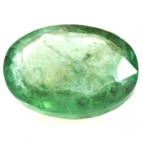 Natural 3.05ctw Emerald Oval Stone