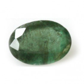 Natural 3.06ctw Emerald Oval Cut Stone