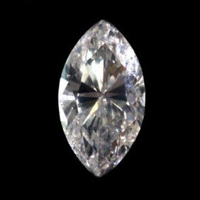 Genuine Marquise Loose Diamond 0.88ctw, G-H Color/SI-I