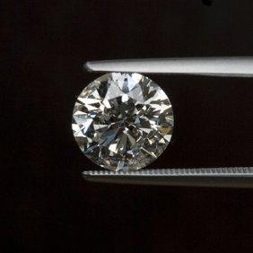 Diamond EGL Cert. ID: 3105667937 Round 1.80 Ctw E, SI2