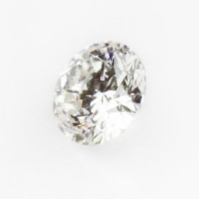 0.67 CTW DIAMOND ROUND J-K,S2/I1