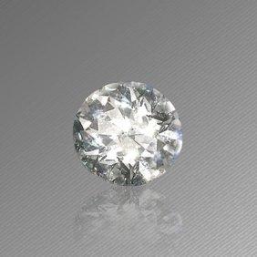 Diamond GIA Certificate# 2126195259 Round 1.02ct E,SI1