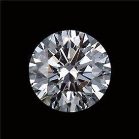 Diamond EGL Cert. ID: 2162300317 Round 4.36 Ctw H, VS1