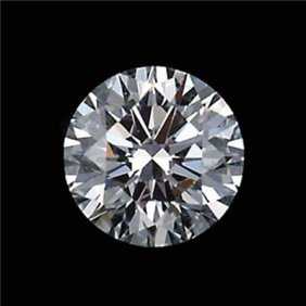 Diamond EGL Cert. ID:22514142017 Round 0.51 Ctw F, VS1