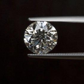 Diamond GIA Certificate# 21261665167 Round 0.31ct J,SI2