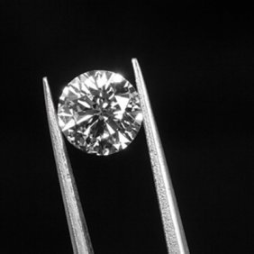 Diamond EGL Cert. ID: 2159016024 Round 2.02 Ctw D, SI2
