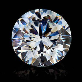 Diamond EGL Certified Round 0.71 Ctw H,VS1