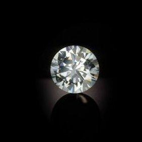 Diamond GIA Cert.ID:2131776694 Round 1.00 Ctw G, SI1