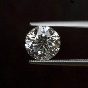 0.83 Ctw Diamond Round H-I S2/I1