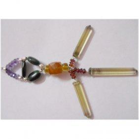 Natural 51.20ct Tanzanite/Semi Precious Pendant .925 St
