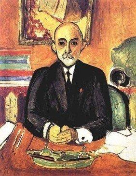 "Matisse ""Auguste Pellerin"" Limited Edition Offset"