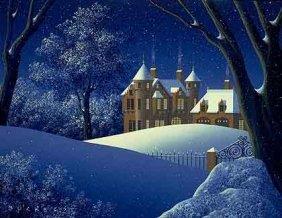"""Jim Buckels    """"Winter""""    The Seasons Suite."""