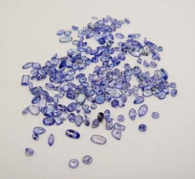 20.08ctw Natural Tanzanite With GLA Certification