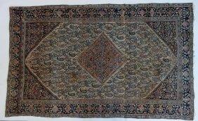 Fine Antique Persian Sarouk Ferreghan Rug