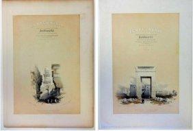 David Roberts (1796-1864) Egypt & Nubia