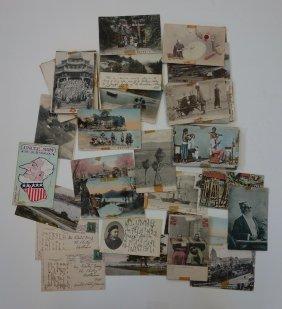 Antique Postcards From General Robert L. Denig