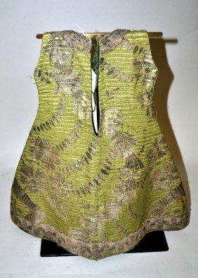 Aesthetic Movement Child's Dress