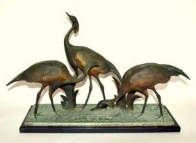 Etling Bronze Group, Paris