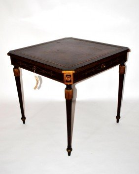 French Style Games Table