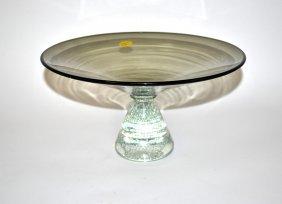 Erickson Art Glass Garniture Set