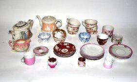 Assorted Tea Service Articles [30+ Items]