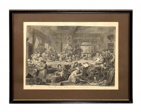 Engraving After Wm Hogarth